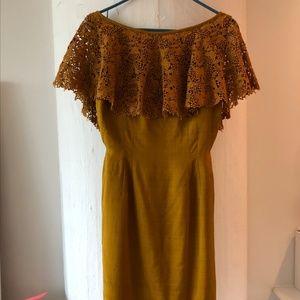 Rare vintage Mr. Blackwell 1960's dress